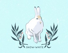 Wallpaper || Snow-White